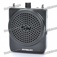 Portable Rechargeable Waist Hanging PA System Amplifier