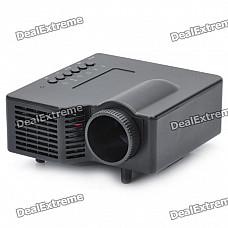 Mini Multi-Media Player LED Projector w/ USB / TF / AV-In