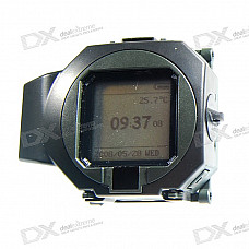 "1.5"" LCD Bluetooth GPS Sports Watch / GPS Trip Computer with Bike Mount"