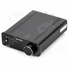 SMSL SA-S3 TA2021B Class-T 2 x 25W Digital Hi-Fi Amplifier - Black