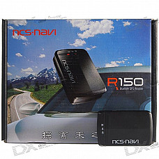 NCS NAVI R150 Rechargeable Bluetooth 51-Parallel Search GPS Receiver