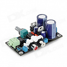 A1 2-Channel Preamp Amplifier Board - Black (AC 12~15V)