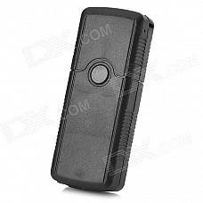 007 Mini U Disk Shape GSM / GPS Personal Position Tracker - Black (AC 100~240V / EU plug)