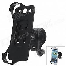 M05 360 Degree Rotation Bracket for Samsung Galaxy S3 i9300 - Black