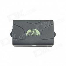 CF104 Waterproof Car GSM / GPRS / GPS Realtime Tracker - Black