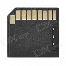 DoSeen Disk Nifty MiniDrive SD Card Adapter for MacBook Air - Black