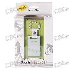 Qstarz BT-Q1300S Bluetooth GPS Sports Track Recorder with Arm Strap