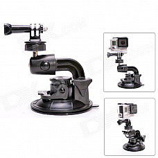 Fat-Cat M-SC 90mm Super Powerful Suction Cup Car Mount for Gopro Hero 4/ 3+ / 3 / 2 / 1 / SJ4000
