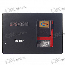 Ultra Mini GSM/GPRS/GPS Tracker for Personal Remote Positioning (900/1800MHz Dual-Band)