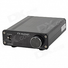 FX FX502A 50W x 2 HIFI 2-Channel Digital Power Amplifier - Black (100~240V)