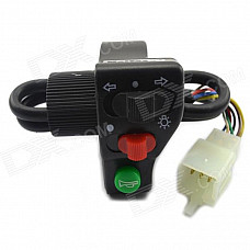 MaiTech Electric Cars Accessories / Multifunctional Combination Switch - Black