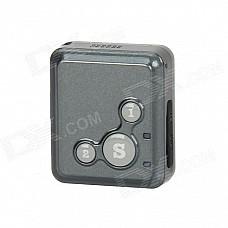 GPS Tracker & SOS Communicator - Black