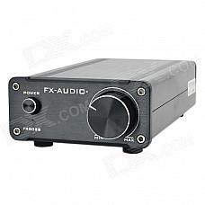 FEIXIANG FX502S 2 x 80W Hi-Fi 2.0-CH Digital Power Amplifier - Black (100~240V)