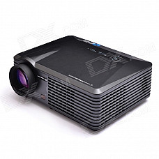 BarcoMAX PRW200 MStar Home Theater Projector w/ LED / VGA / YPbPr / HDMI - Black