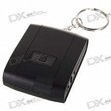 Rechargeable 65-Channel Bluetooth 2.0 Mini GPS Keychain (WAAS/EGNOS)